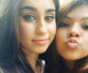 lauren, pretty, and fifth harmony image