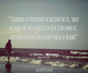 wattpad, frases, and quotes image