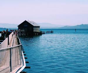 lake, photography, and summer image