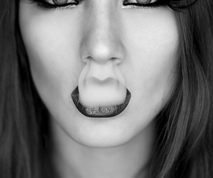 french inhale image