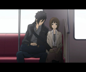 "anime, couple, and say ""i love you"" image"
