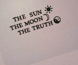 secret, The Moon, and the sun image