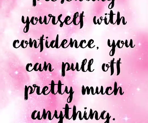 katy perry, confidence, and quote image