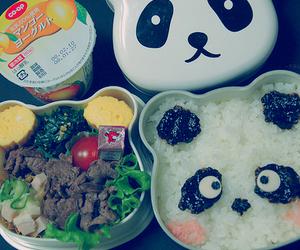 food, panda, and cute image