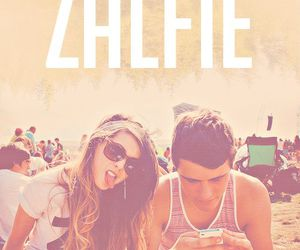 zalfie and youtubers image