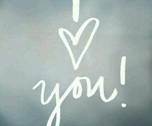 love, I Love You, and wallpaper image