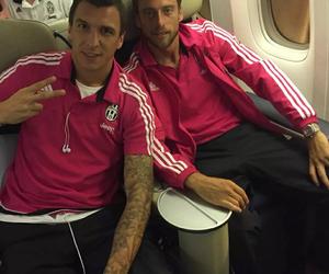 Juventus, claudio marchisio, and mario mandzukic image