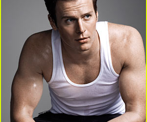 jonathan groff, glee, and jonathan image