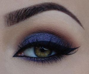 eyes, prett, and make-up image