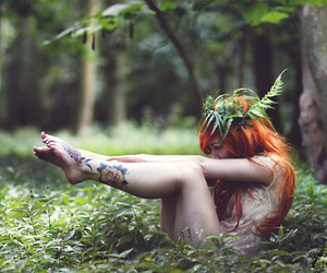 Fairies, red hair, and fairy image