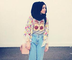 hijab and hijab style image