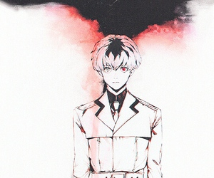 tokyo ghoul and haise image