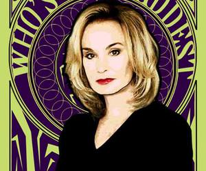 ahs, american horror story, and fiona goode image