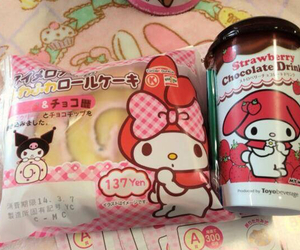 japan, kawaii, and cake image