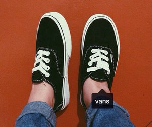 vans, hipster, and fashion image