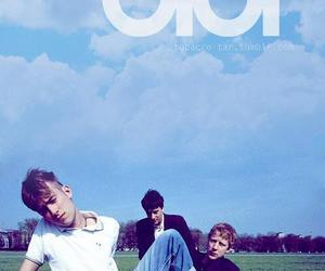 blur, 90s, and alex james image