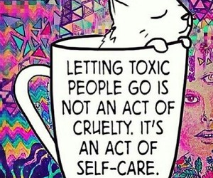 quotes and toxic image