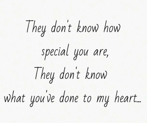 one direction, they don't know about us, and heart image