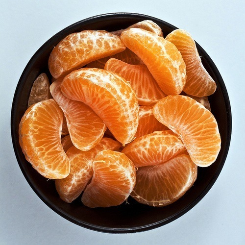 food, clementine, and photography image