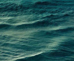 ocean, water, and sea image