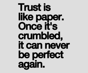 trust and quotes image