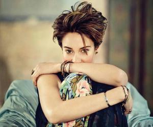 Shailene Woodley, divergent, and beautiful image