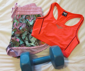 active, clothes, and exercise image