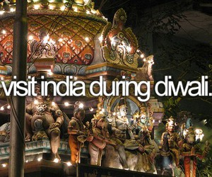 before i die, diwali, and india image