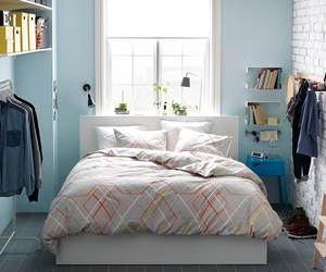 bedroom furniture, ikea catalogue, and ikea beds image