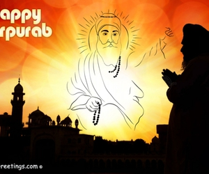 wishes, fancygreetings, and gurpurab image