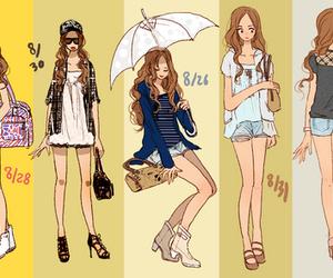 anime fashion image