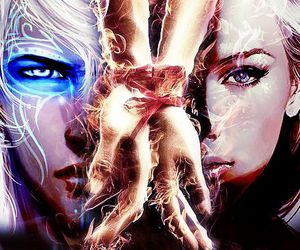 heir of fire and rowan whitethorn image