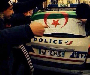 algerie and police image
