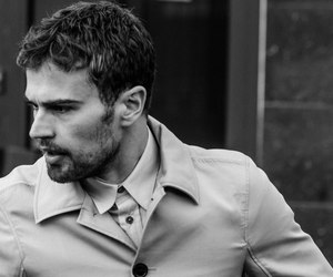 theo james, divergent, and sexy image