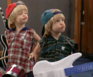 adorable, babies, and full house image