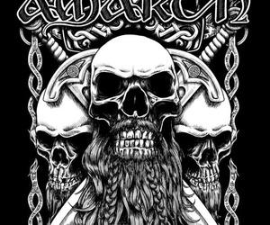 amon amarth and metal image