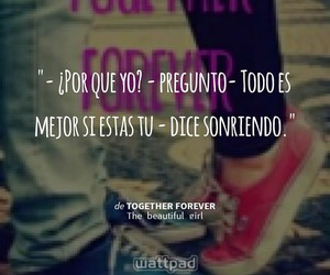 books, girls, and frases image