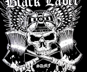 metal, black label society, and bls image