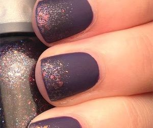 nails, glitter, and sparkle image