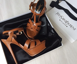 heels, n, and shoes image
