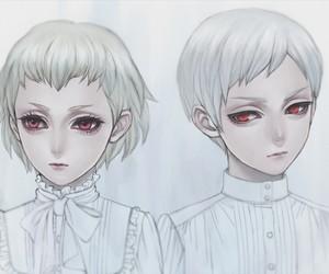 albino, lolita, and twins image
