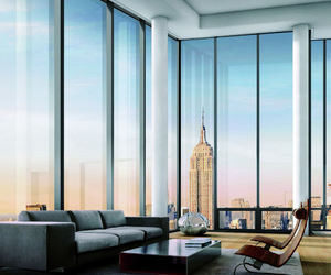 new york, luxury, and empire state building image