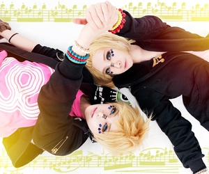 len, cosplay, and rin image