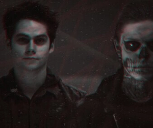 teen wolf, dylan o'brien, and american horror story image