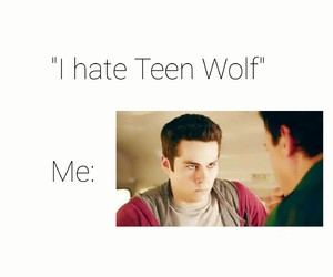 humor, teen wolf, and stiles stilinski image