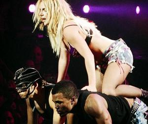 britney spears and femme fatale tour image