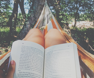 book, read, and summer image