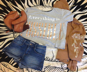 accessories, Bershka, and blogger image