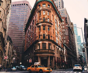 new york, city, and place image