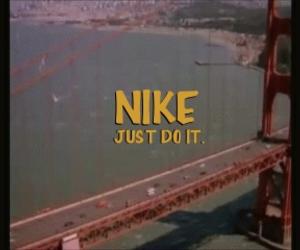 do it, nike, and san fran image